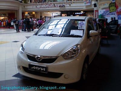All New Perodua Myvi 2011