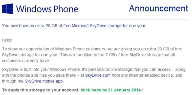Very Exciting news for WindowsPhone Users