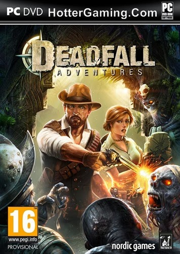 Free Download Deadfall Adventures PC Game Photo