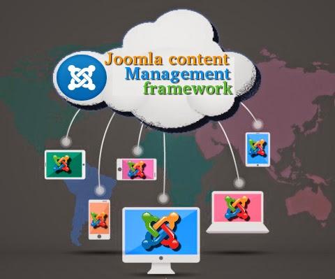 Joomla Content Management Framework