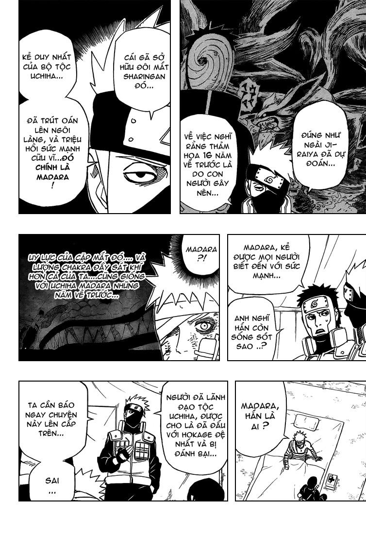Naruto chap 455 Trang 14 - Mangak.info