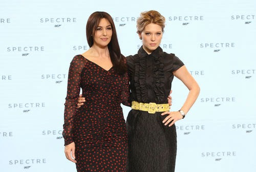 Secrets Revealed 007 | New Bond girls: Monica Bellucci & Lea Seydoux!