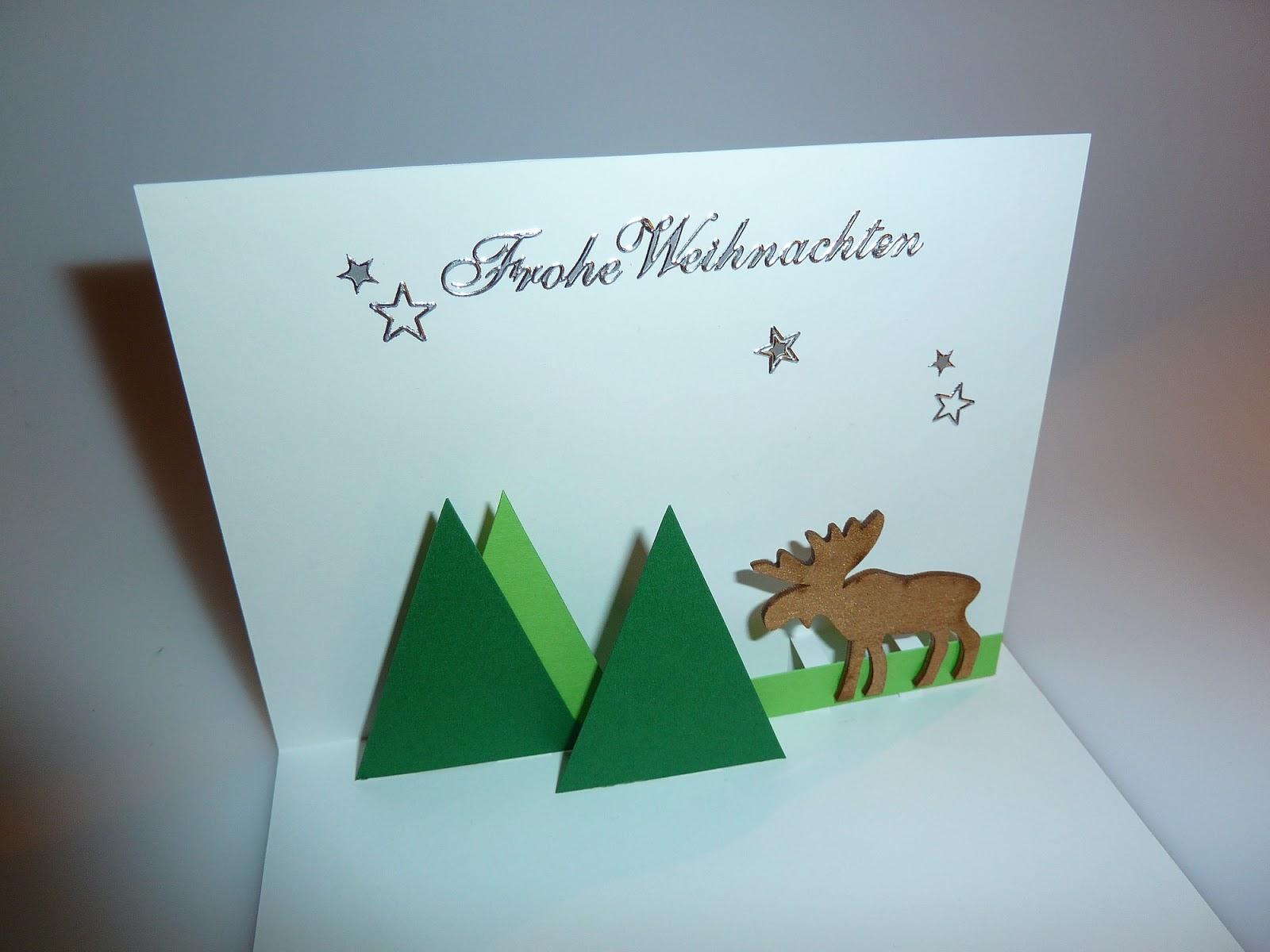 es elcht gar sehr pop up weihnachtskarte 2011 papierrascheln stampin 39 up demonstratorin. Black Bedroom Furniture Sets. Home Design Ideas