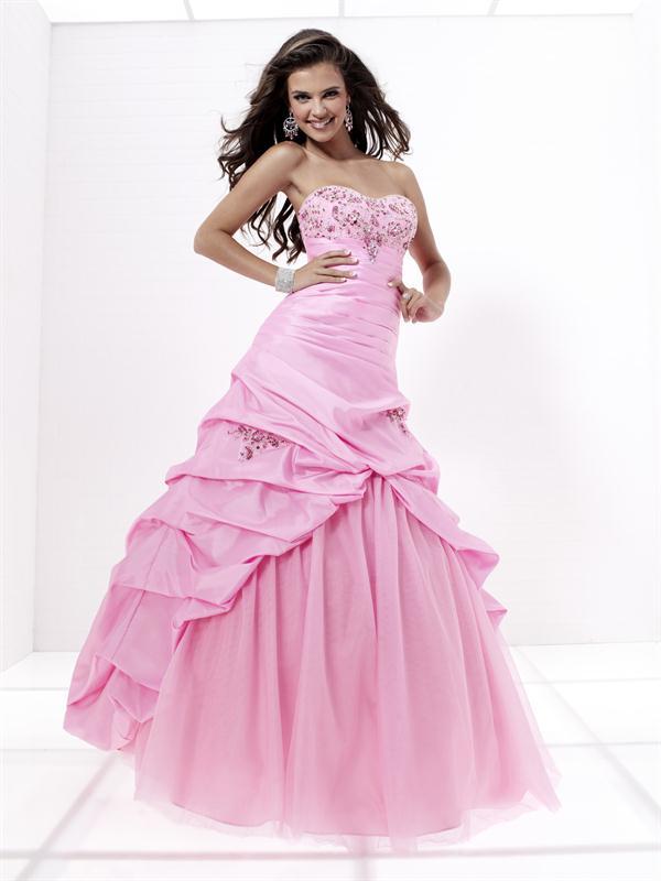 Vestido de 15 años - Color Rosado o Rosa : Vestidos para tu Fiesta
