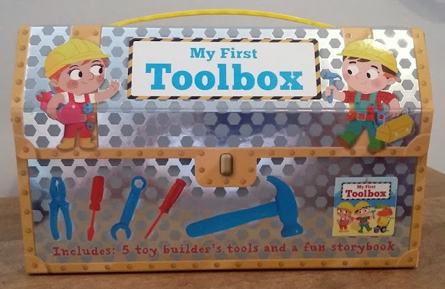 The Works My First Toolbox Set