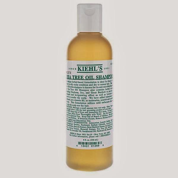 Kiehl's Tea Tree Oil Shampoo review