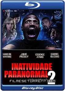 Inatividade Paranormal 2 Torrent Dual Audio