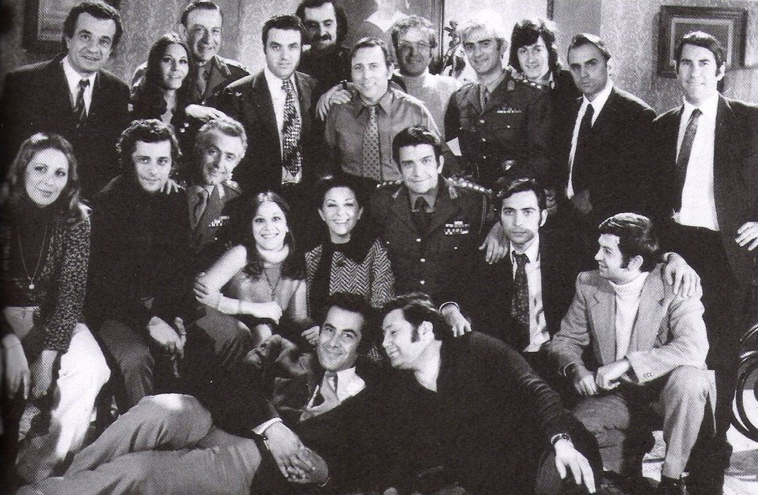 ΜΙΚΡΟΣ ΣΕΡΙΦΗΣ Club Φίλων ...: Ας θυμηθούμε... 18 - Άγνωστος Πόλεμος (1971)