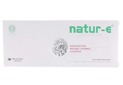 Kegunaan Natur-E Advanced Suplemen Kesehatan