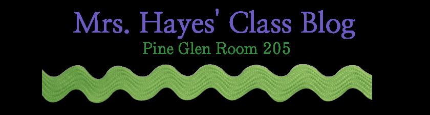 Room 205's Class Blog