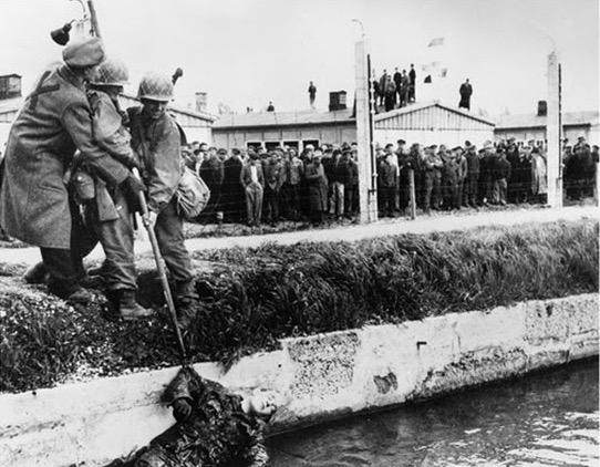 Saksikan Kekejaman Tentera Nazi
