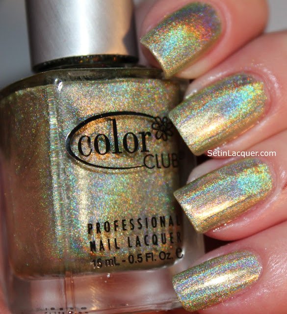 Color Club Halo Hues 2013 Kismet