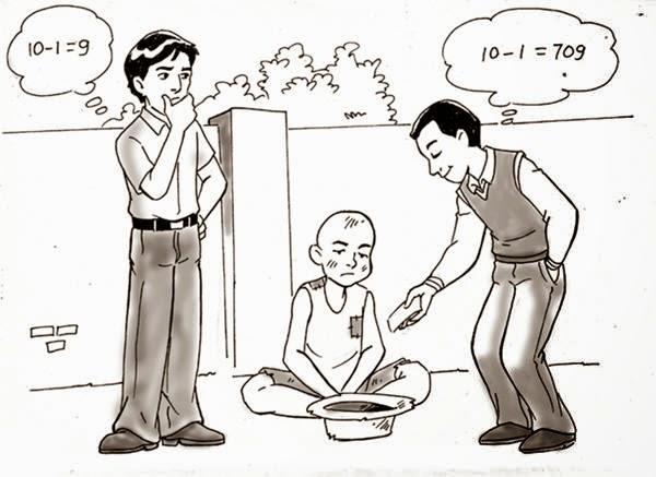 Matematika Sedekah