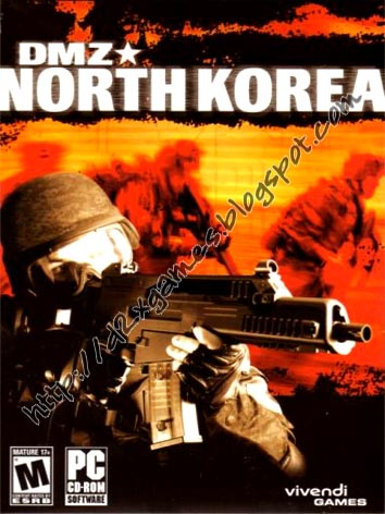 Free Download Games - DMZ North Korea