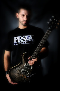 contest, Gitaris, profile, the rising star 2013, Yianis Papadopoulos,