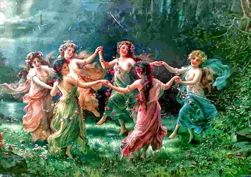 The Fairies Dance!