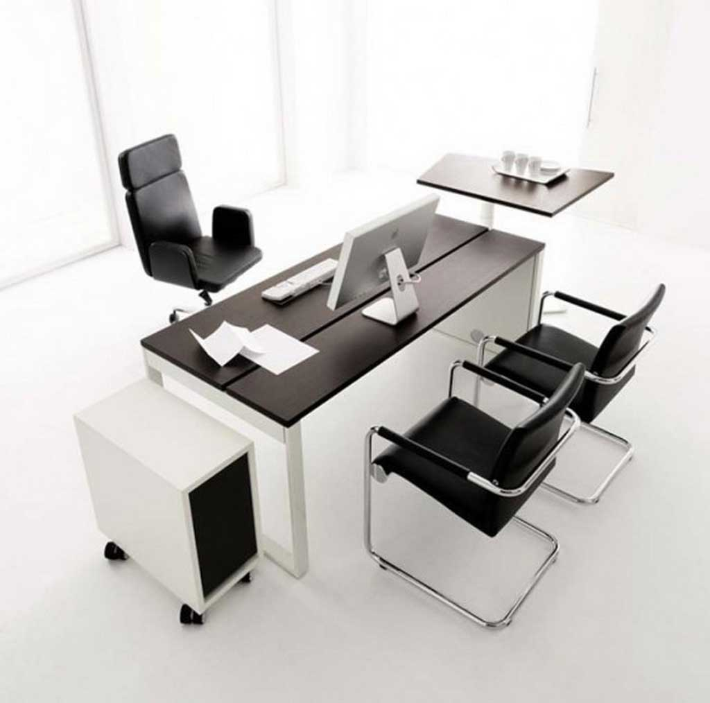 AMD TEAMWORK SDN BHD: Our recommendation - simple office design