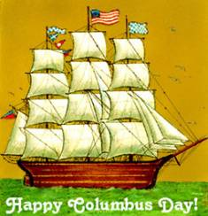 Columbus Day, interesting facts