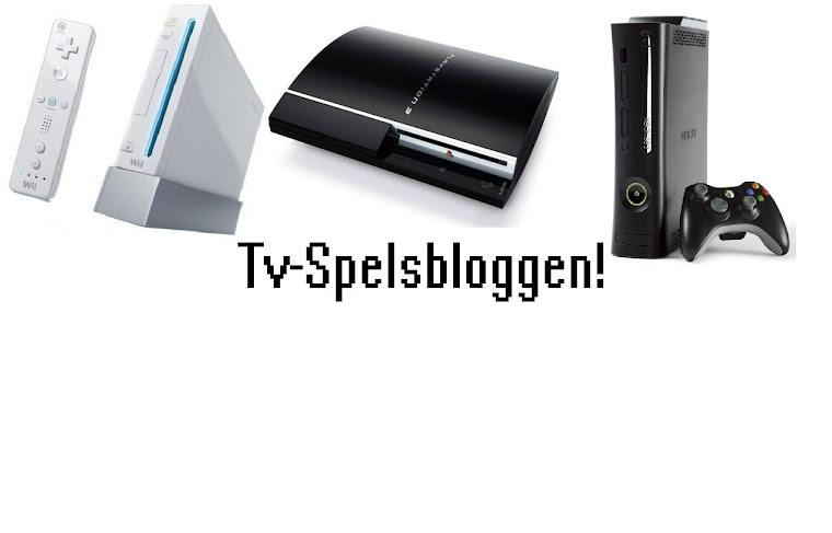 TV-Spelsbloggen!