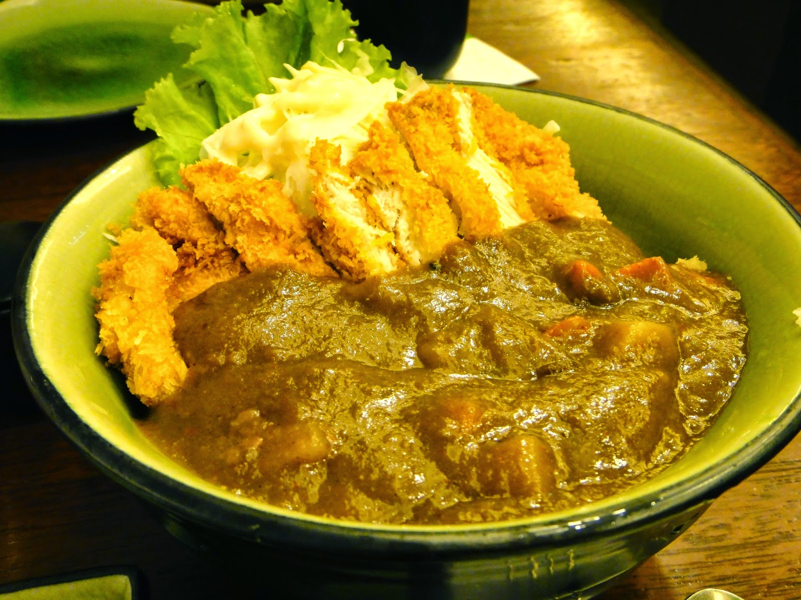 Chicken Katsu Curry Don Sushi Groove Indonesia