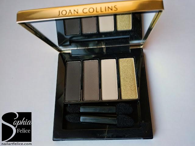 Joan Collins Timeless Beauty - palettina occhi 02