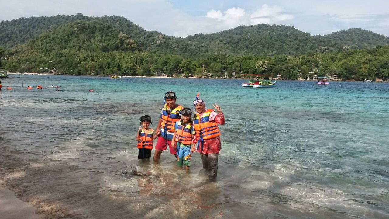 Iboih Beach, Sabang, Weh Island, Aceh.