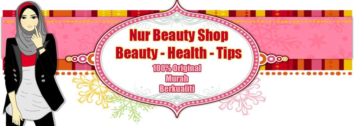 Nur Beauty Shop - Pengedar/Pemborong/Dropship/Stokis/Agen Produk Kecantikan Kesihatan Kosmetik