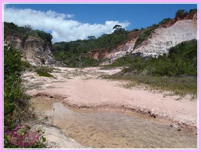 Lagoa Azul em Arraial dAjuda