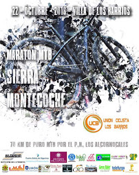 22/10 Maratón BTT Sierra de Montecoche
