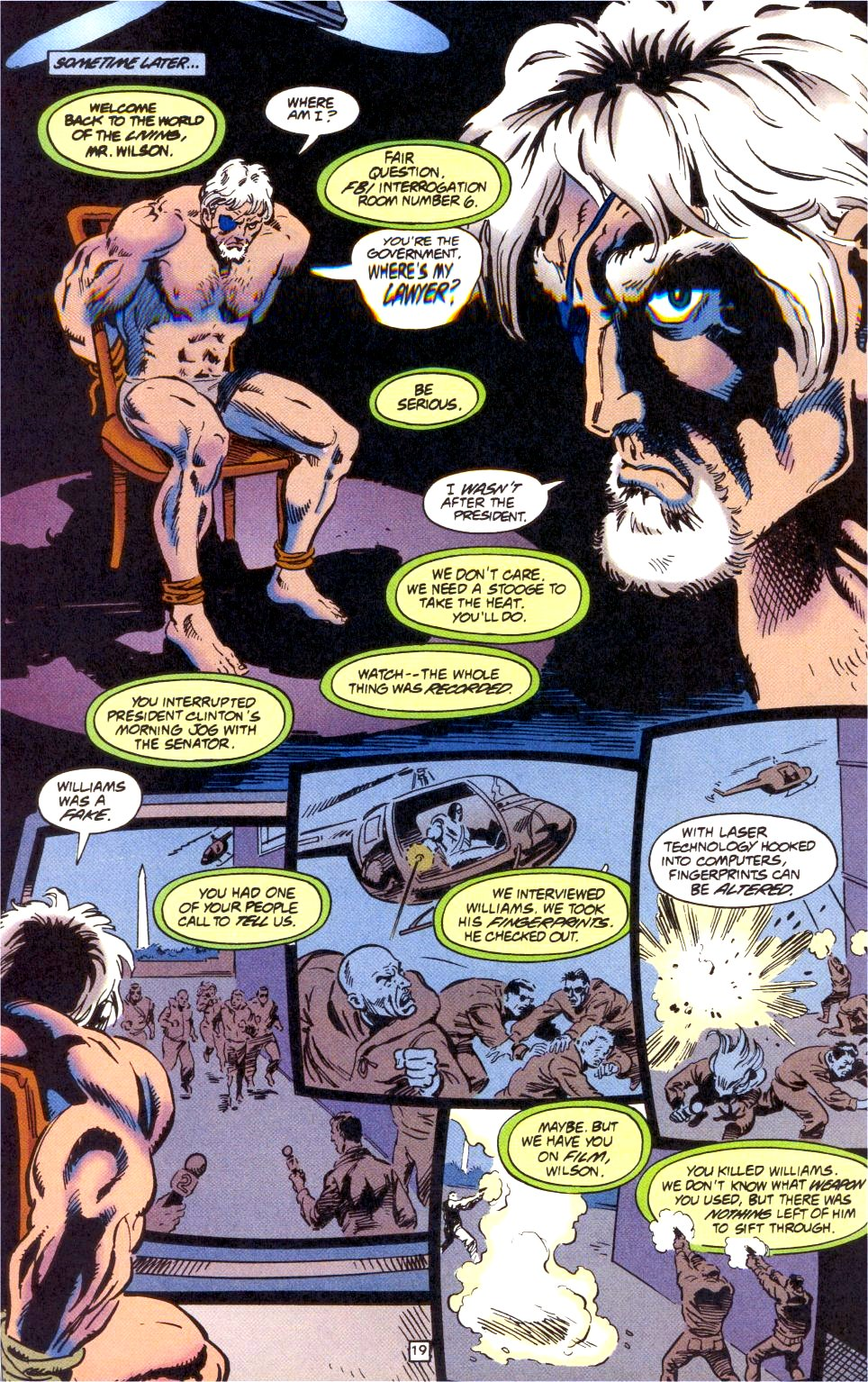 Deathstroke (1991) Issue #0 #5 - English 20
