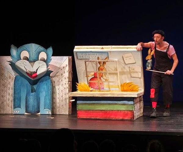 spettacoli di teatro per bambini nel weekend al Sala Fontana di Milano