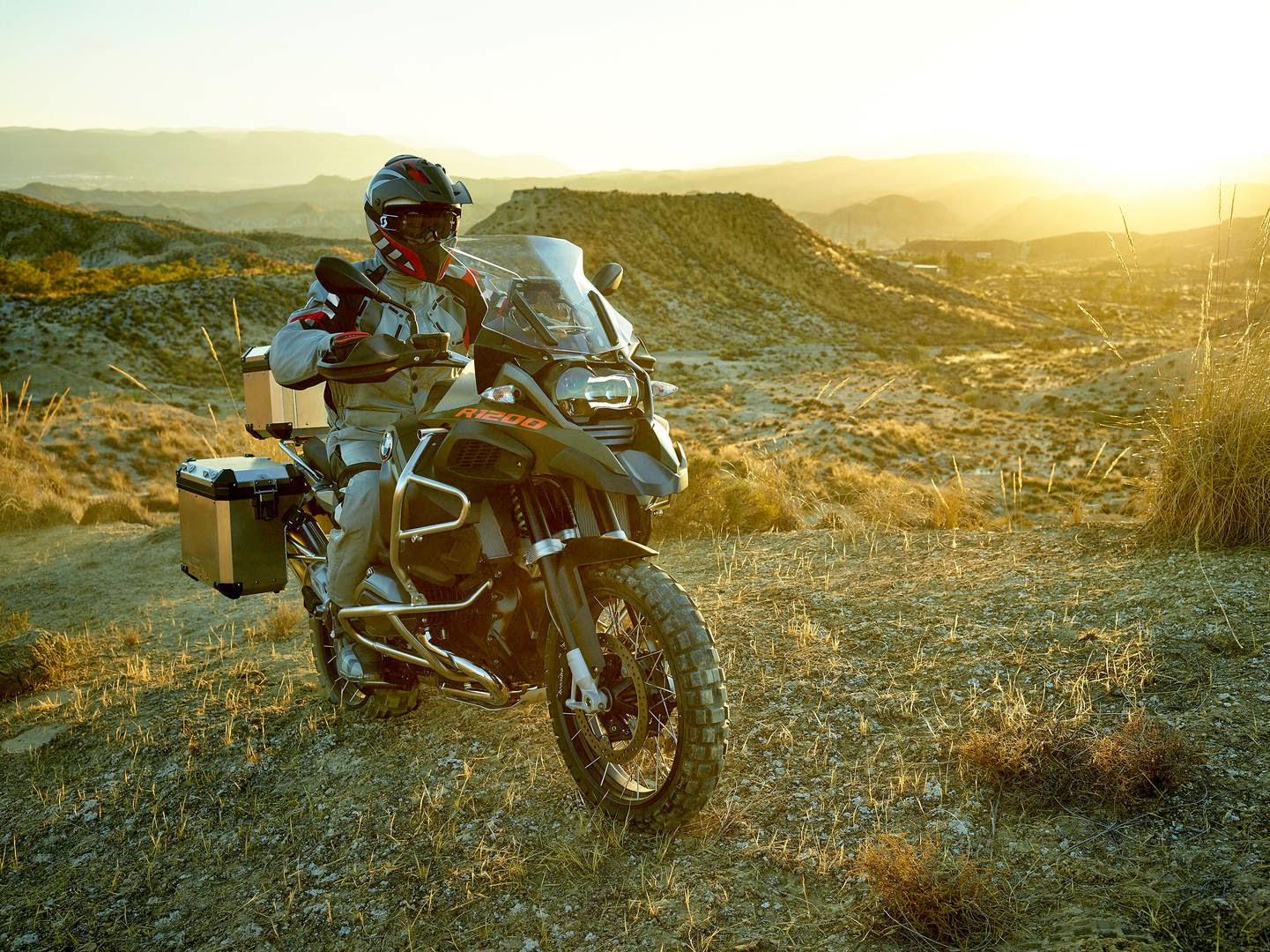 The BMW 1200 GS, World Travel Adventure