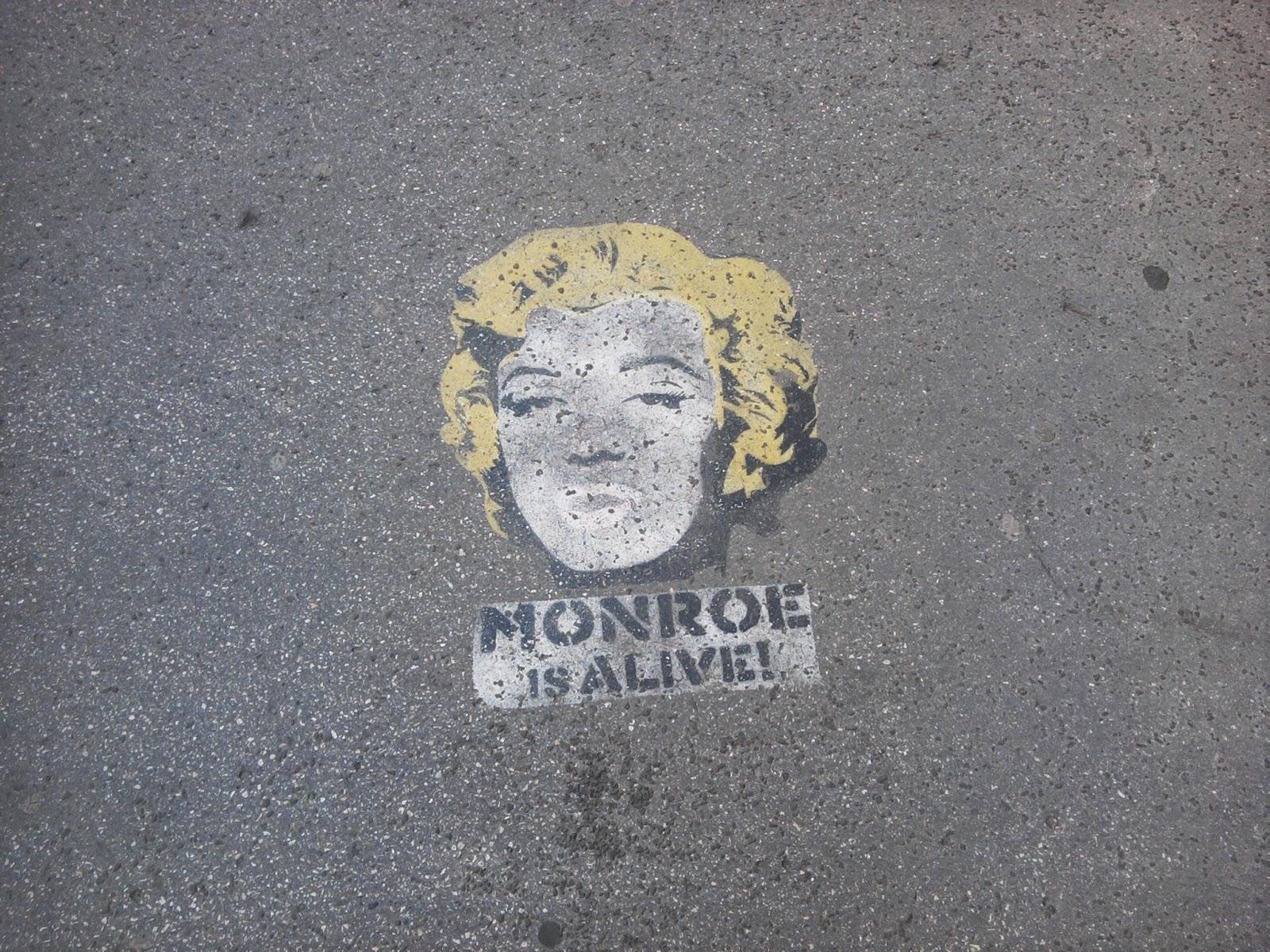 Marilyn Monroe, Budapest