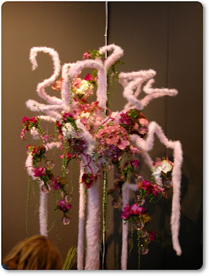 SM i blomsterbinderi