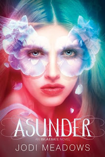Review of Asunder by Jodi Meadows published by Katherine Tegen Books