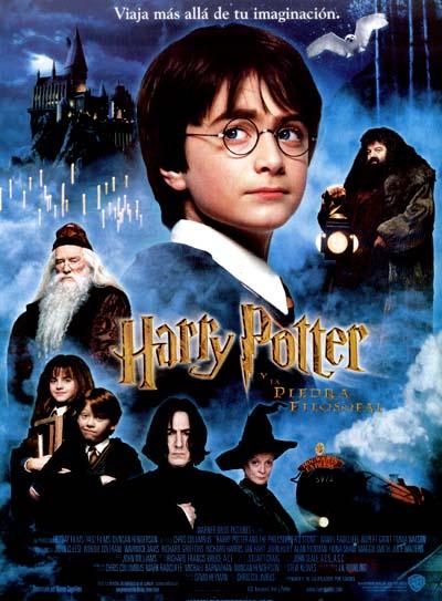 harry potter primera pelicula: