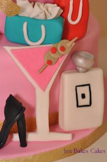 Jen Bakes Cakes