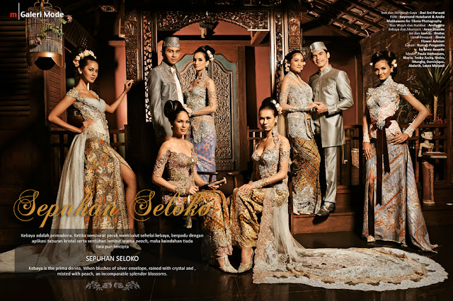Sepuhan seloko i fashion spread on mahligai magz