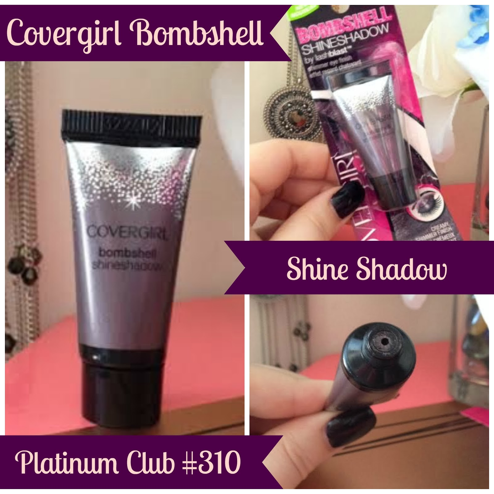Review: Covergirl Bombshell Cream Shineshadow