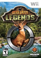 Deer Drive Legends – Wii