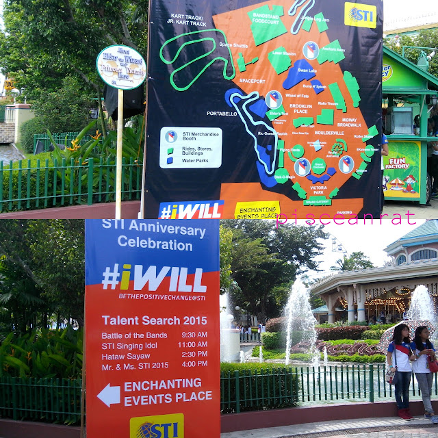 sti 32 anniversary, sti #iwill, sti in enchanted kingdom,