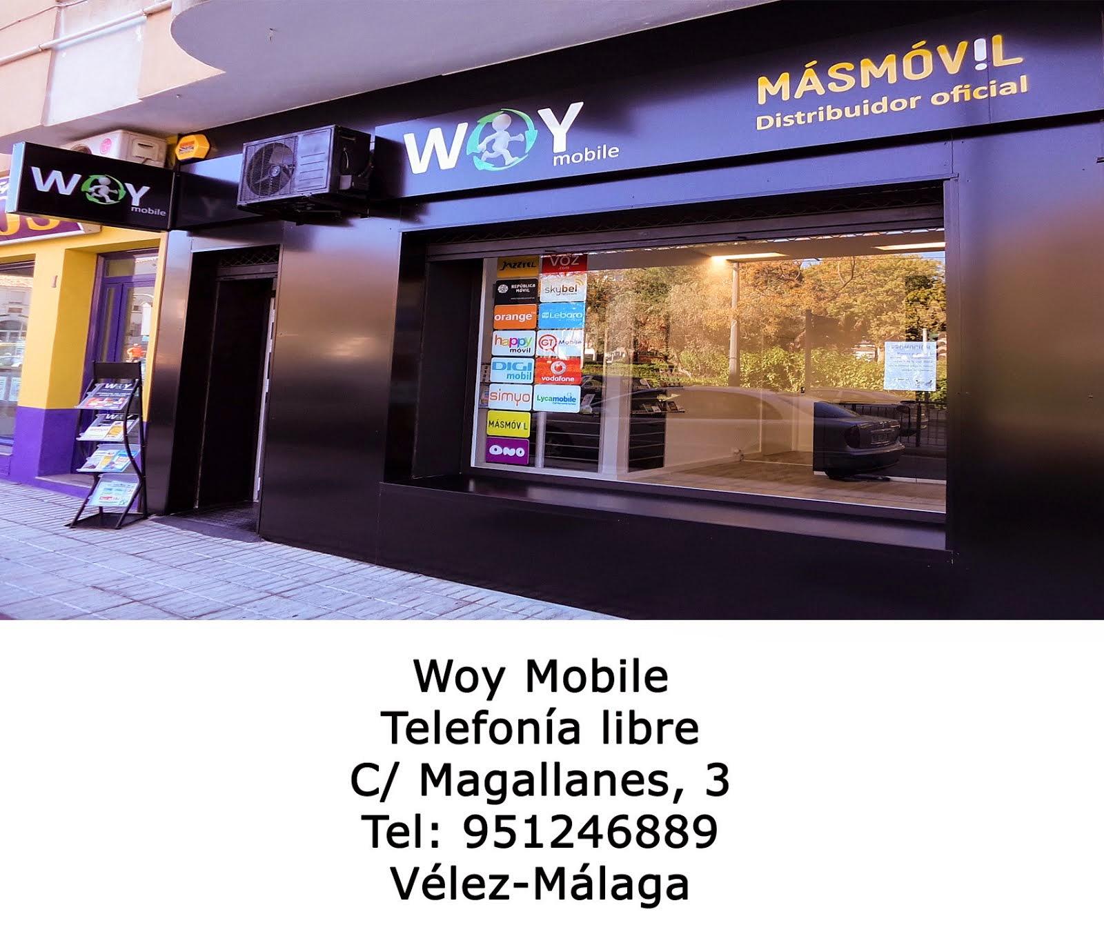Woy Mobile Vélez-Málaga