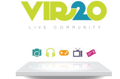 Vir2o Social
