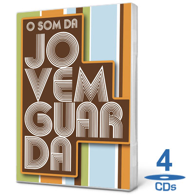 Box+O+Som+da+Jovem+Guarda+ +4+CDs O Som da Jovem Guarda Som Livre