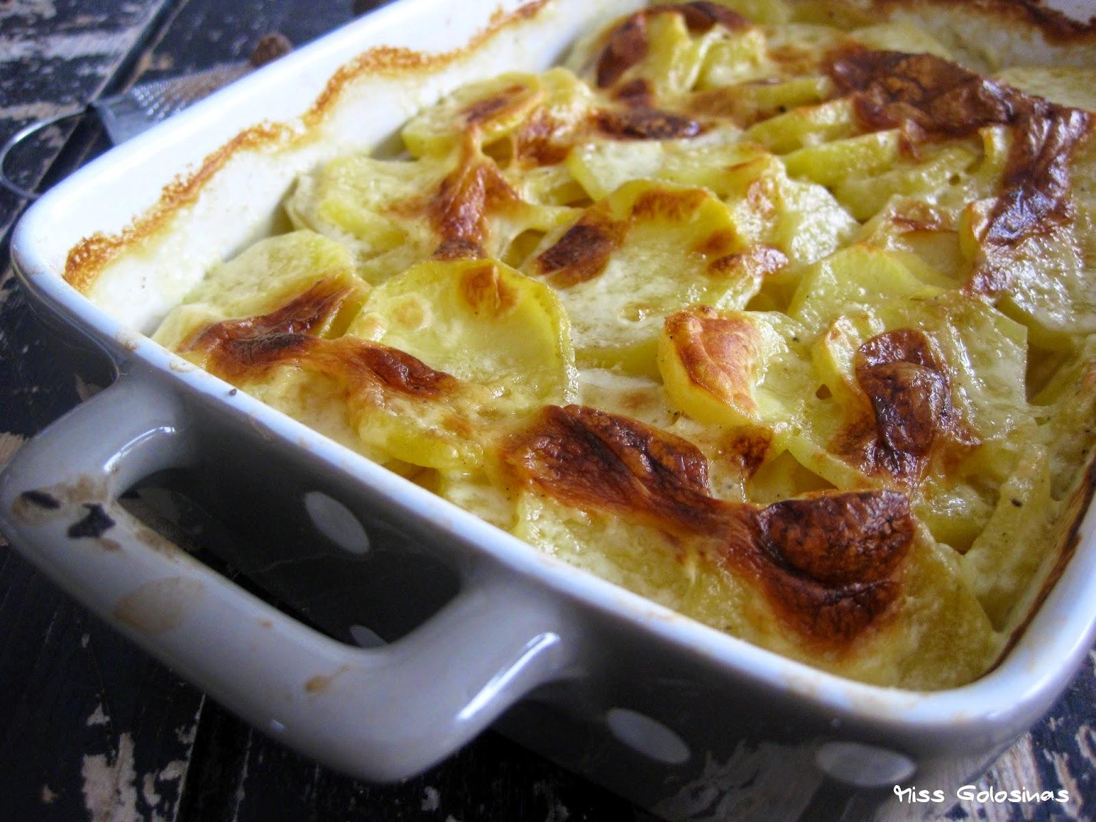 Kartoffeln, au gratin style potatoes, Sahne, Gratin, Überbacken