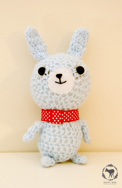 Super Cute 25 Amigurumi Animals To Make : Bondville: Hip Products: Daisy Doe crochet animals