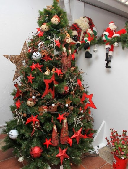 C mo decorar un rbol de navidad - Como adornar arbol de navidad ...
