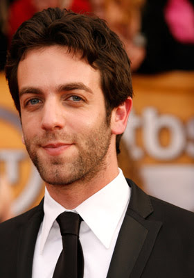 actores de tv B J Novak