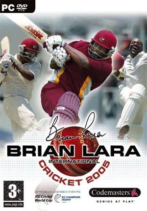 Brian Lara 2005 Game