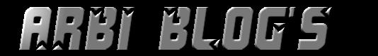 ARBI Blog's